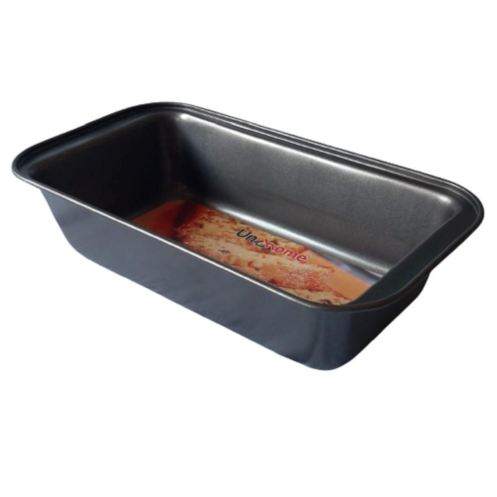 Forma Assadeira para Bolo Inglês Pão Cake Metal Antiaderente