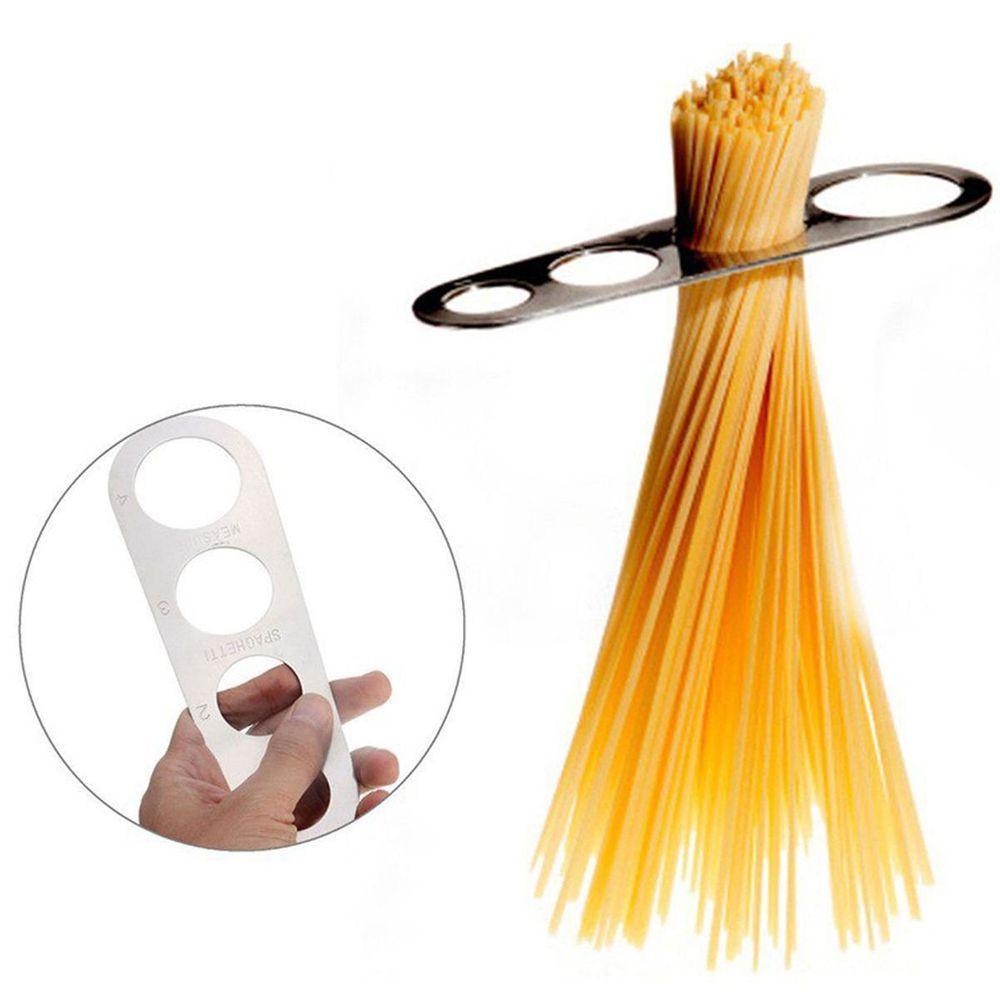 Medidor de Porções Inox para Espaguete Macarrão Cozinha