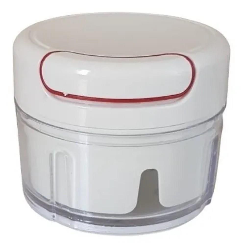 Mini Processador de Alimentos Manual Unyhome