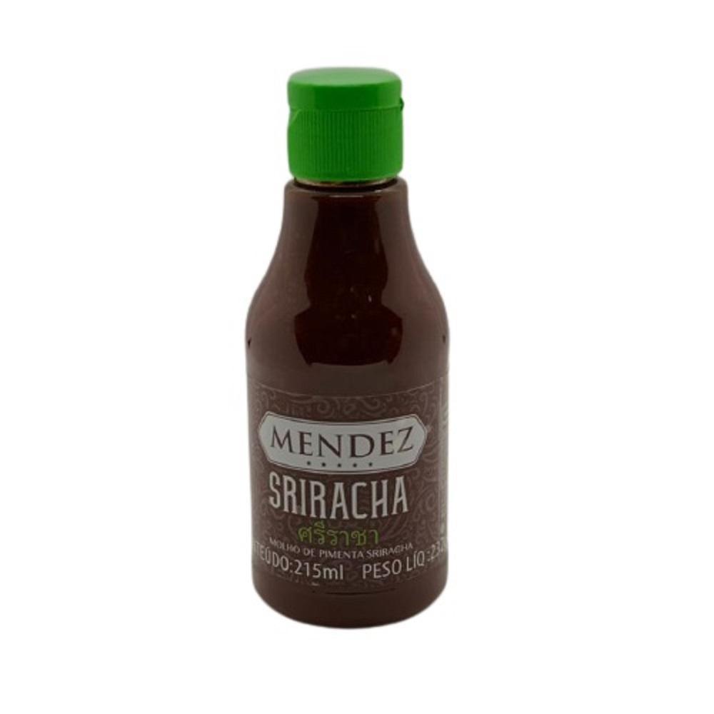 Molho de Pimenta Mendez 215ml Sriracha Sabor Oriental