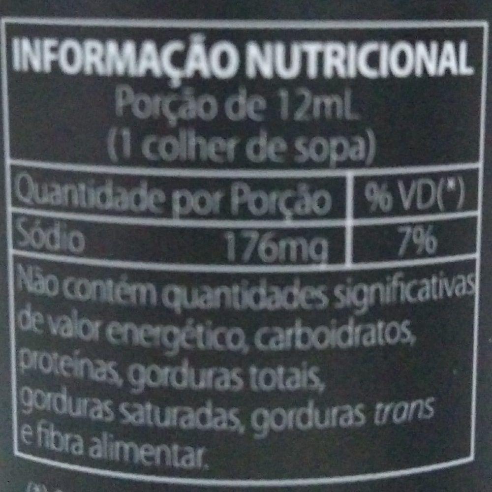 Sal de Parrilla Mendez 600g com Alho Frito para Churrasco