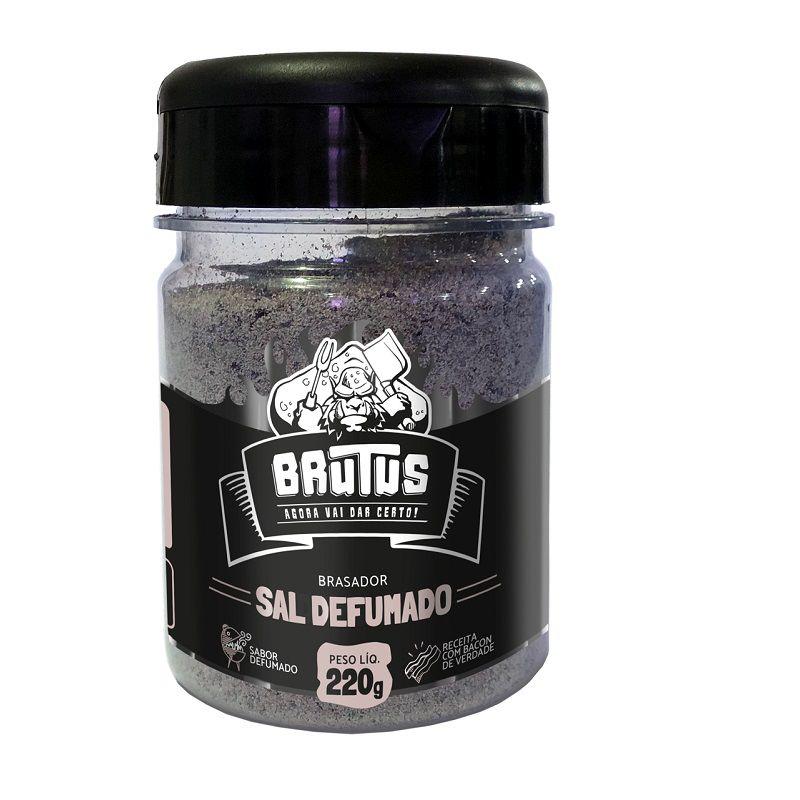 Sal Defumado Tempera tudo Brutus 220g