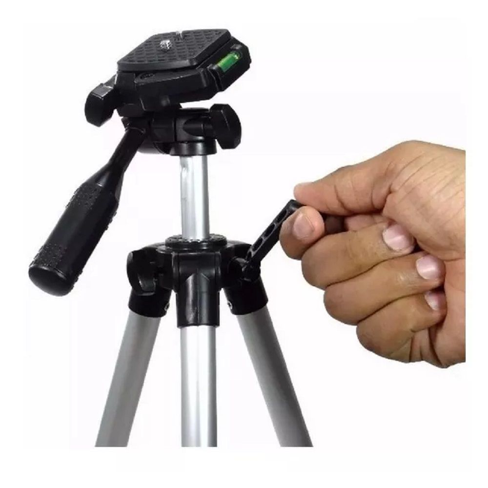 Tripe KT-330A Camera Fotografica 1,34m Aluminio mais Bolsa