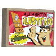 ALFABETO ILUSTRADO COM LIBRAS - 581 - SIMQUE