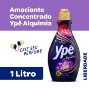 AMACIANTE CONCENTRADO ALQUIMIA LIBERDADE - 1 LITRO - YPÊ