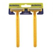 APARELHO DE BARBEAR - 2 UNIDADES - REF. AL11002 - ALFACELL