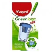 APONTADOR SIMPLES COM DOPÓSITO - GREEN LOGIC - MAPED