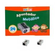 APONTADOR SIMPLES METAL - 4207 - LEO E LEO