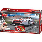 AUTORAMA PISTA TOP RACER DUPLO LOOPING - MOD. 632 - BANGTOYS