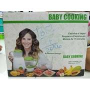 BABY COOKING COZINHA A VAPOREM 15 MINUTOS - VIZIO