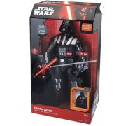 BONECO INTERATIVO DARTH VADER 45CM STAR WARS -  TOYNG