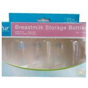 BREASTMILK STORAGE BOTTLES - 6203 - PUR