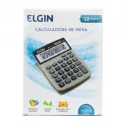 CALCULADORA DE MESA 12 DÍGITOS - MV4122 - ELGIN