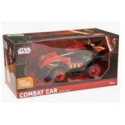 CARRINHO CONTROLE REMOTO COMBAT CAR STAR WARS - CANDIDE - REEMBALADO/MOSTRUÁRIO