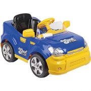 CARRO ELETRICO SOUT CAR  AZUL - HOMEPLAY - BJ005
