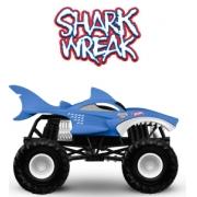 CARRO MONSTER JAM 2015 - SHARK WREAK - HOT WHEELS