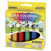 COLA COLORIDA - 02606 - ACRILEX