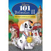 DVD 101 DÁLMATAS A AVENTURA DE PATCH EM LONDRES