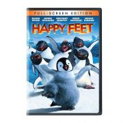 DVD HAPPY FEET O PINGUIM -WBFUN