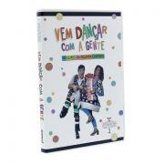 DVD VEM DANÇAR COM A GENTE-10 CLIPES DA PALAVRA CANTADA - BE0004000 - MCD