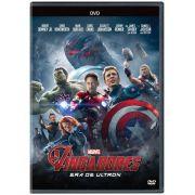 DVD VINGADORES ERA DE ULTON - MARVEL