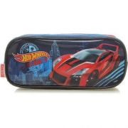 ESTOJO 2 COMPARTIMENTO HOT WHEELS - 063864 - SESTINI