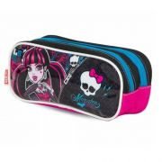 ESTOJO 2 COMPARTIMENTO MONSTER HIGH - 063473-00 - SESTINI