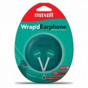 FONE WRAP EARPHONE - MXH-IE100C - MAXELL