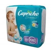 FRALDA INFANTIL BUMMIS TAM XXG - PACOTE JUMBO COM 20 UNIDADES - CAPRICHO