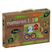 JOGO 2 EM 1 MEMÓRIA + QUEBRA-CABEÇA - ECO TOYS (ATIVIDADES)