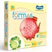 JOGO EDUCATIVO BRINCANDO COM AS FORMAS - 2152 - TOYSTER