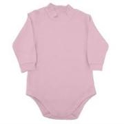 Kit Infantil Body e Culote Rosa