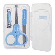 KIT MANICURE AZUL - 20001A - KABABY