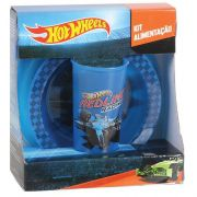 KIT PRATOS FLAT BOWL E COPO HOT WHEELS - 01667 - BABY GO