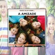LIVRO A AMIZADE - CIRANDA CULTURAL