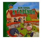 LIVRO BEM-VINDO A FAZENDA - VALE DAS LETRAS