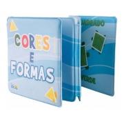 LIVRO DE BANHO - CORES E FORMAS - REF.2128 - BDA
