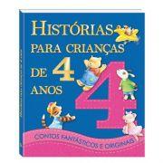 LIVRO HISTÓRIAS PARA CRIANÇAS DE 4 ANO - 1113534 - TODOLIVRO