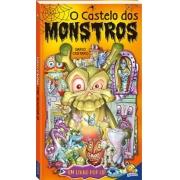 LIVRO O CASTELO DOS MONSTROS - POP UP - TODO LIVRO
