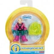 MINI FIGURA IMAGINEXT DC SUPER FRIENDS - LEX LUTHOR - FISHER-PRICE