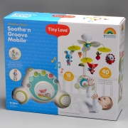 MOBILE SOOTHE GROOVE TINY LOVE 40 MINUTES MOSTRÚARIO REEMBALADO