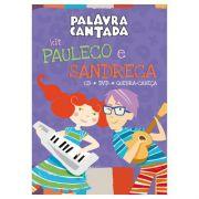 PALAVRA CANTADA KIT CD + DVD - MCD