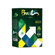PAPEL SULFITE A4 BRANCO 75G - BB55022-0 - BRASILOFFICE - RM 1