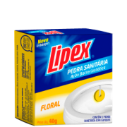 PEDRA SANITÁRIA COM SUPORTE - AÇÃO BACTERIOSTÁTICA - LIMPEX