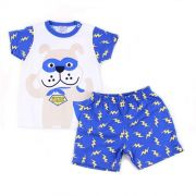 PIJAMA CURTO SUPER HERO   TAM M -CT08 FK