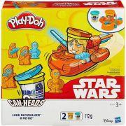PLAY- DOH STAR WARS LUKE SKYWALKER - B0595 - HASBRO