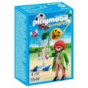 PLAYMOBIL PALHAÇO COM BALÃO - 5546 - SUNNY