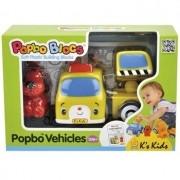 POPBO BLOCS - ÔNIBUS ESCOLAR DO PATRICK - KA10648 - K'S KIDS
