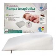 TRAVESSEIRO - ALMOFADA RAMPA TERAPÊUTICA IMPERMEÁVEL - FIBRASCA