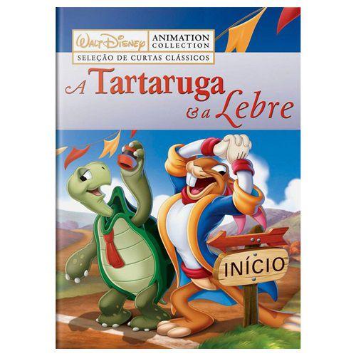 A TARTARUGA E A LEBRE - DISNEY
